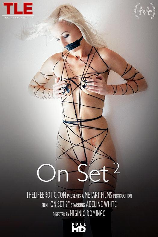 Adelina White - On Set 2 - Th3L1f33r0t1c.com (FullHD, 1080p)