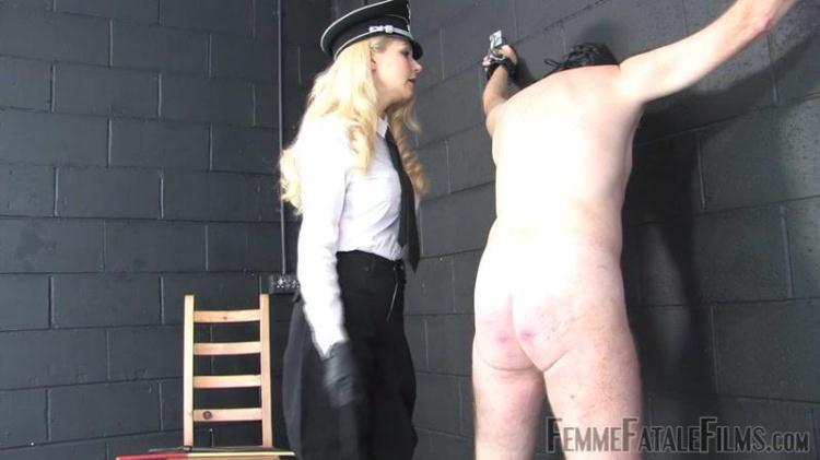 Mistress Eleise de Lacy - Sergeant Stripes / 07 Dec 2016 [FemmeFataleFilms / HD]