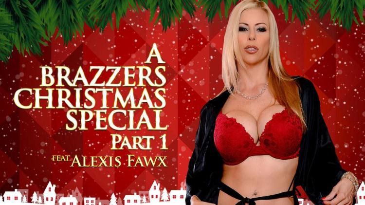 Alexis Fawx - A Brazzers Christmas Special: Part 1 / 18 Dec 2016 [Brazzers / SD]