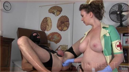 MistressT, Clips4sale: Kinky Prostate Exam (HD/720p/276 MB) 16.12.2016