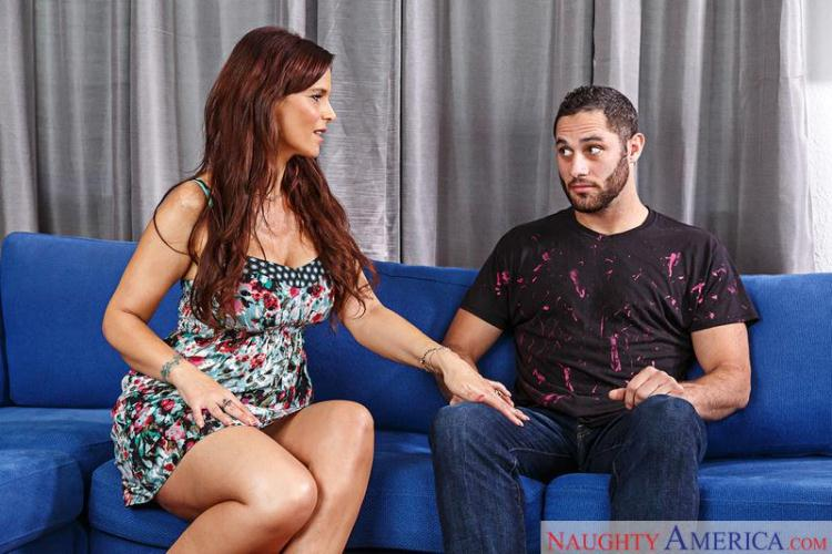 Syren De Mer - My Friends Hot Mom / 15.12.2016 [NaughtyAmerica / SD]