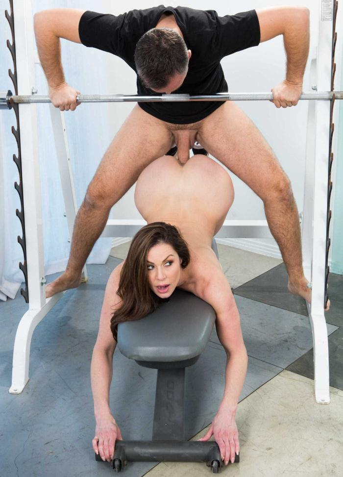 BrazzersExxtra/Brazzers: Kendra Lust - Personal Trainers: Session 1  [HD 720p]  (Milf)