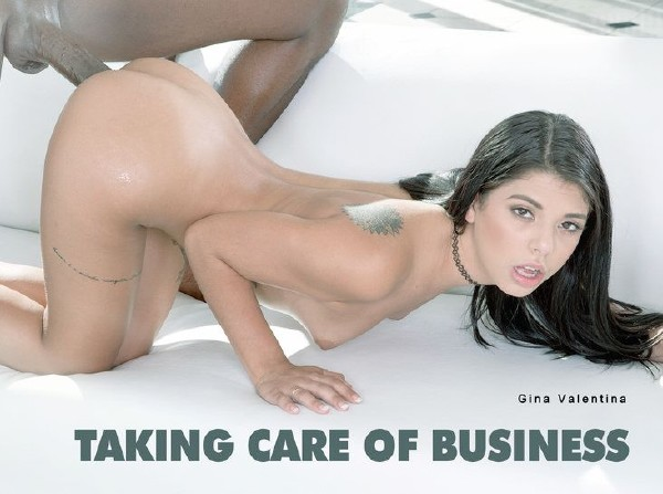 Gina Valentina Taking Care of Business [Babes 480p]