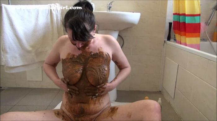 DIRTYSCATGIRL - Extreme Scat - Part 21 (Scat Porn) HD 720p