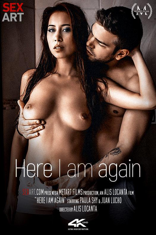 Paula Shy aka Christy Charming - Here I am Again / 14 Dec 2016 [SexArt / SD]