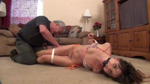 Clips4sale.com [Brooke Thomsen Reverse Hogtie] HD, 720p