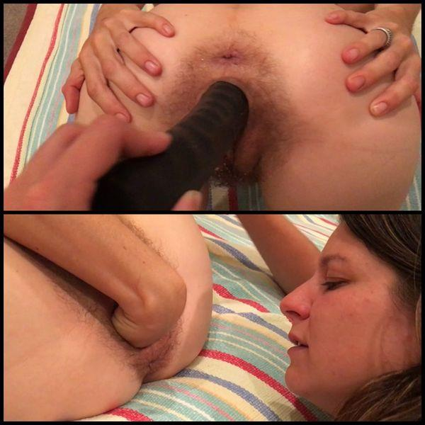 Sunflower_sara - Fucking my Sister : Fisting Squirting (HD/720p/1.51 GB/2016)