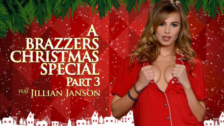 Jillian Janson - A Brazzers Christmas Special: Part 3 / 24.12.2016 [Brazzers / SD]