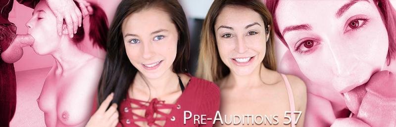 AmateurAllure - Christiana Cinn, Carolina Sweets, Alabama! Ray in Pre-Auditions 57 (FullHD 1080p)
