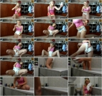 Blonde Girl - Diapers Are For Pooping (FullHD 1080p)