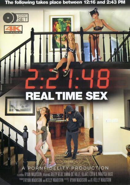 Real Time Sex (2016/WEBRip/FullHD)