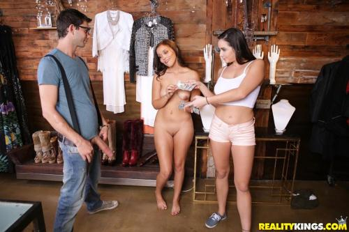 MoneyTalks.com / RealityKings.com [Karter Foxx, Karlee Grey - More Than Retail] SD, 432p