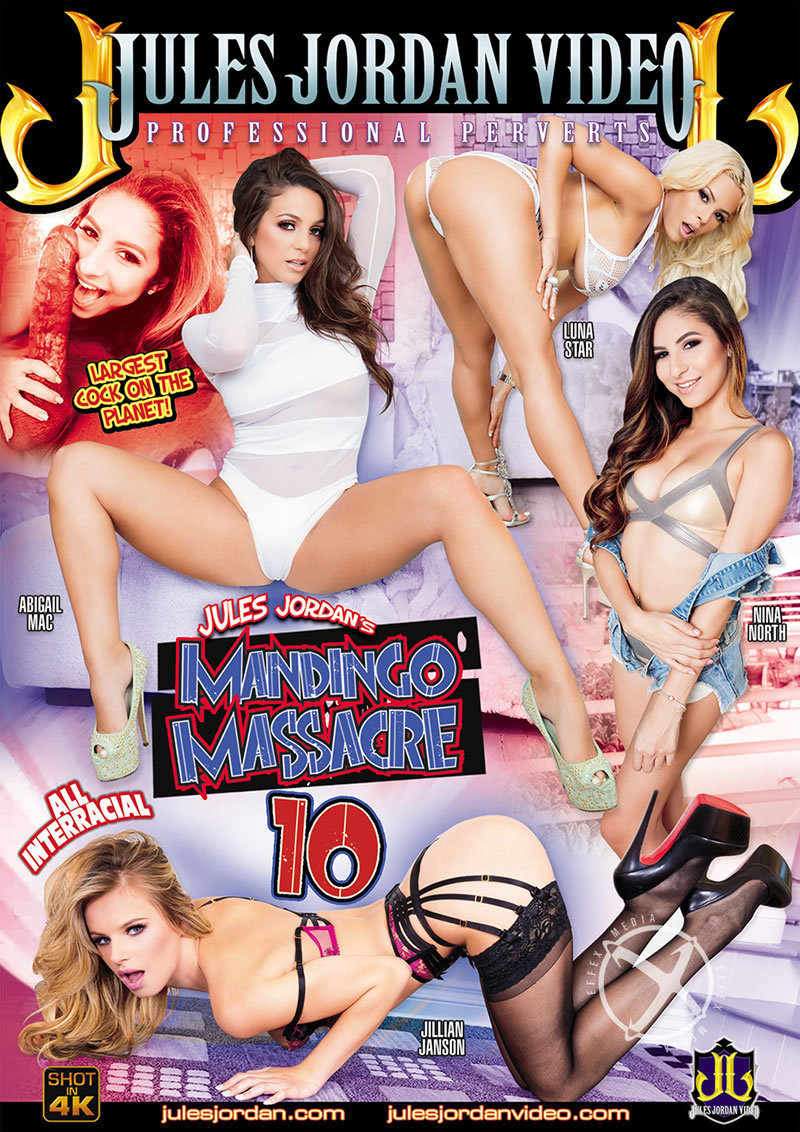 Mandingo Massacre 10 in DVDRip  406p]