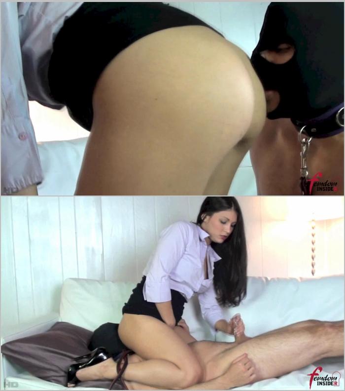 FemdomInsider: Mistress Jade - Ass Cleaning To Mistress Jade  [FullHD 1080]  (Femdom)