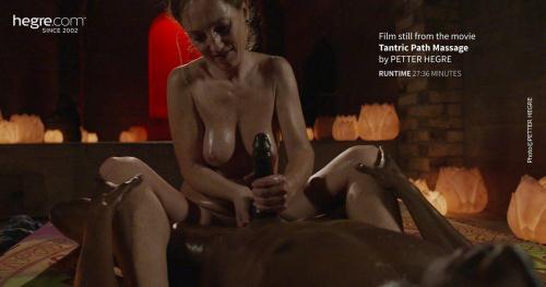 H3gr3-4rt.com [Anna - Tantric Path Massage - Interracial] FullHD, 1080p