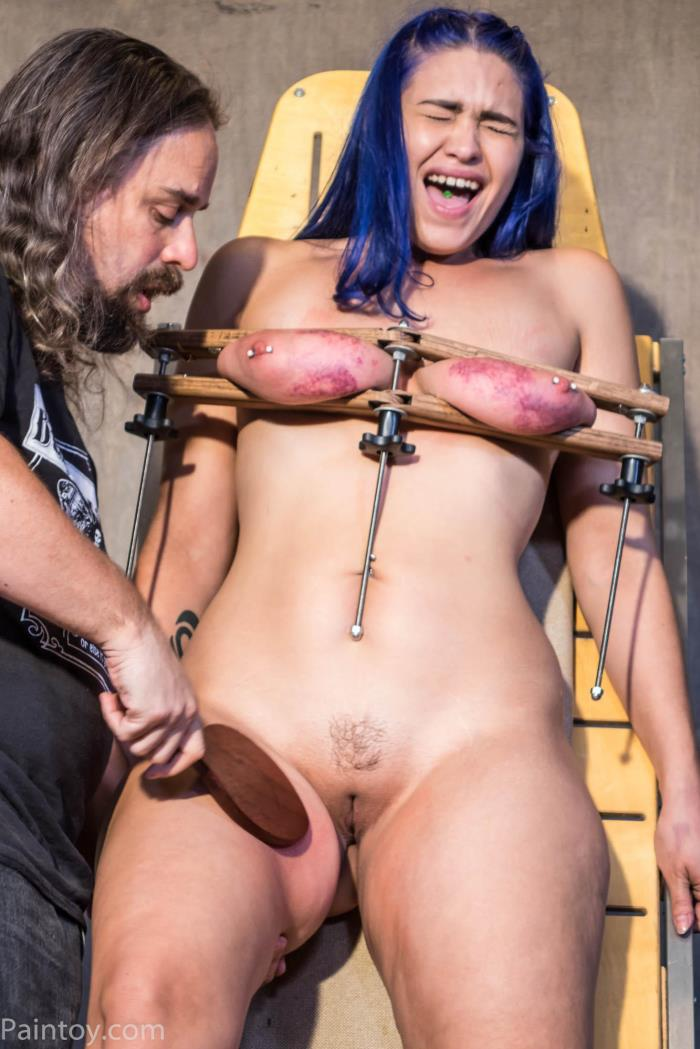 (PainToy.com) Kiki Sweet - Slaves are made for Hurting - part 2 (FullHD/1080p/249 MB/2016)