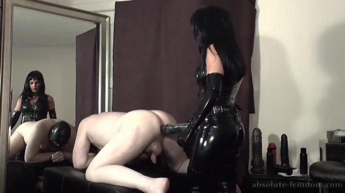 XXL-Fuck In Red Light District (Absolute-femdom) HD 720p