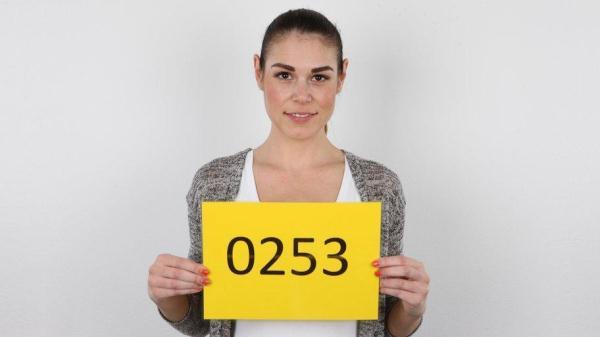 Marcela (0253) - Amateur Sex with Brunette on Casting - CzechCasting.com / CzechAV.com (SD, 540p)