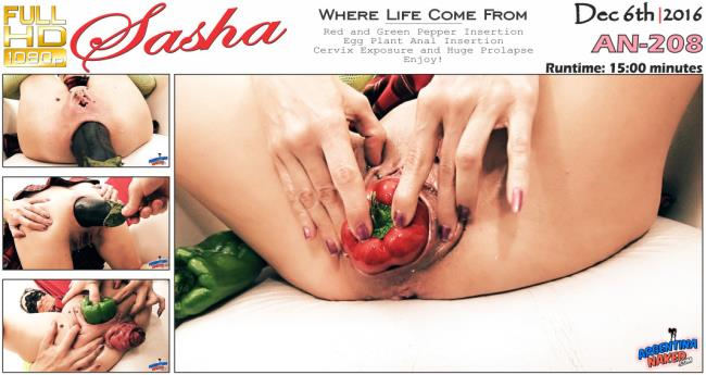 Where Life Come From (AN-208) - Sasha - ArgentinaNaked.com