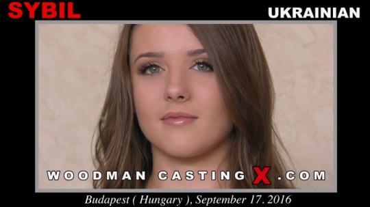 WoodmanCastingX: Sybil - Sexy Ukrainian Girl (FullHD/1080p/771 MB) 14.12.2016