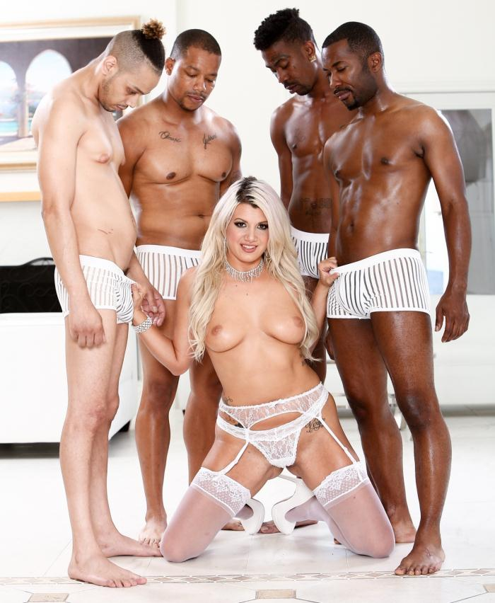 Layla Price - Blacked Out 6, Scene 1  [HD 720p]