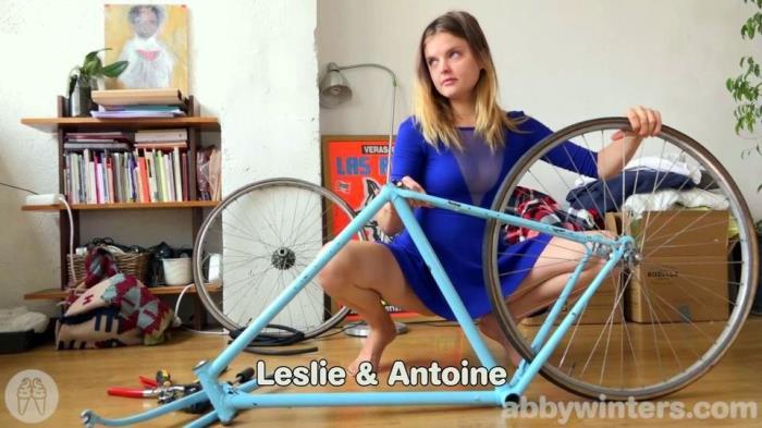 (AbbyWinters.com) Leslie, Antoine - Creampie (FullHD/1080p/4.24 GB/2016)