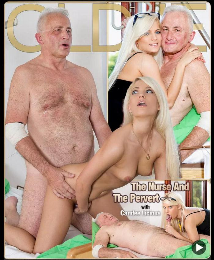 Oldje/ClassMedia - Candee Licious - The Nurse And The Pervert [FullHD 1080p]