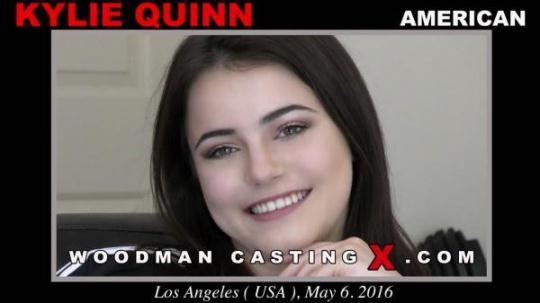 WoodmanCastingX: Kylie Quinn - Casting X 160 (SD/480p/617 MB) 14.12.2016