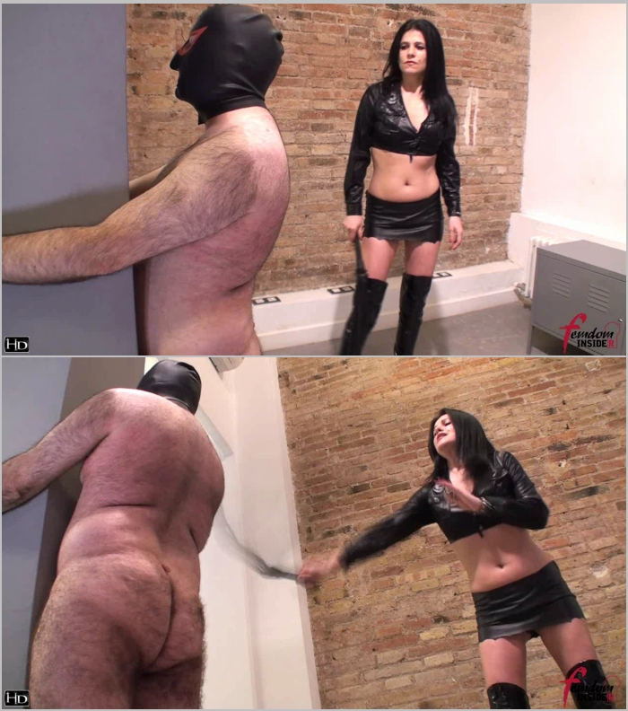 Mistress Soraya - Single Tails Whipping [HD 720]