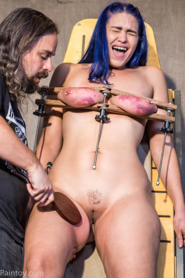 (PainToy | FullHD) Kiki Sweet - Slaves are made for Hurting - part 2 (249 MB/2016)