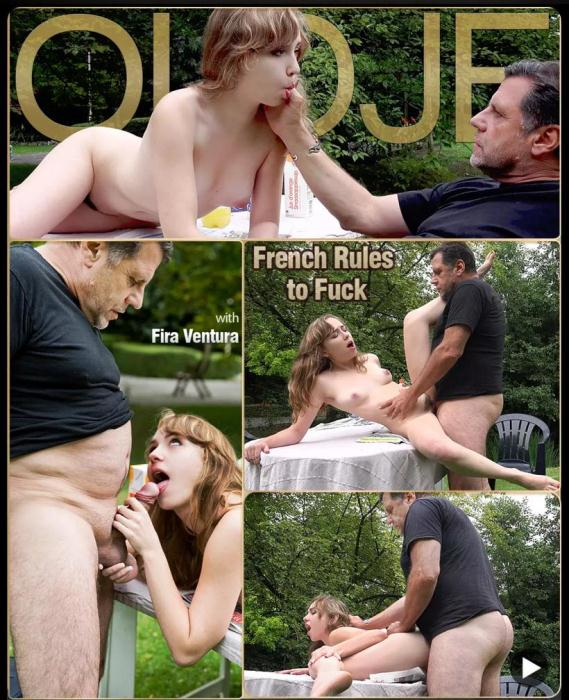 Oldje: Fira Ventura - French Rules to Fuck №569 [FullHD 1080p] (1.11 GB)