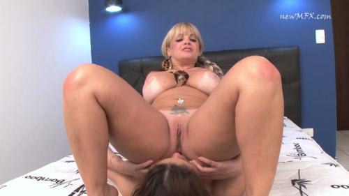 N3wMFX.com [Cibelle Mancini, Viviane Mel - Clean my Asshole Sucker] FullHD, 1080p