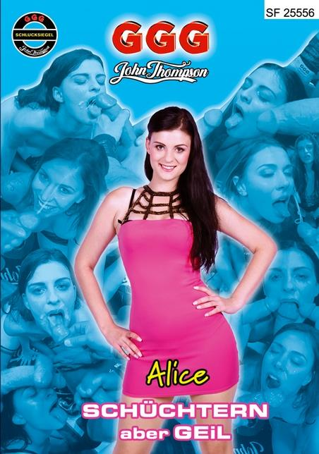 GGG - Alice Nice, Ani Black Fox - Alice, Schuchtern Aber Geil / Alice: Shy but Horny [SD 480p]