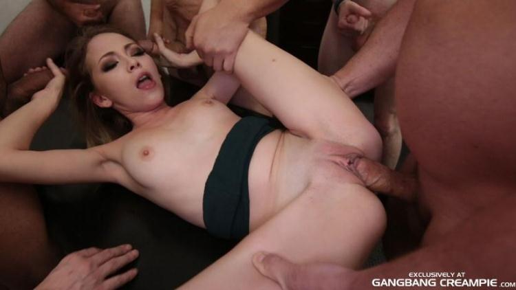 Gangbang Creampie 88 - Angel (8 Creampies) / 09 Dec 2016 [GangbangCreampie / SD]