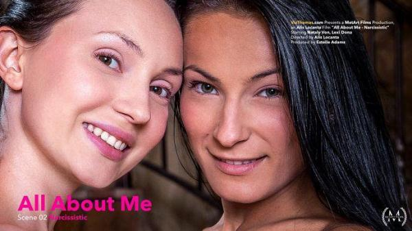 V1vTh0m4s, M3t4rt - Lexi Dona, Nataly Von - All About Me Episode 2 - Narcissistic [FullHD, 1080p]