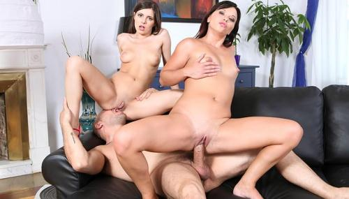 N0B0r1ng.com / T33nM3g4W0rld.net [Alysa Gap and Marta B - Accidental lovers throw orgy] SD, 406p