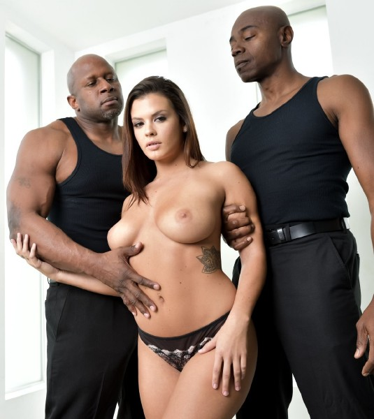 (DarkX.com) Keisha Grey - Keisha Greys IR DP (SD/544p/516 MB/2016)
