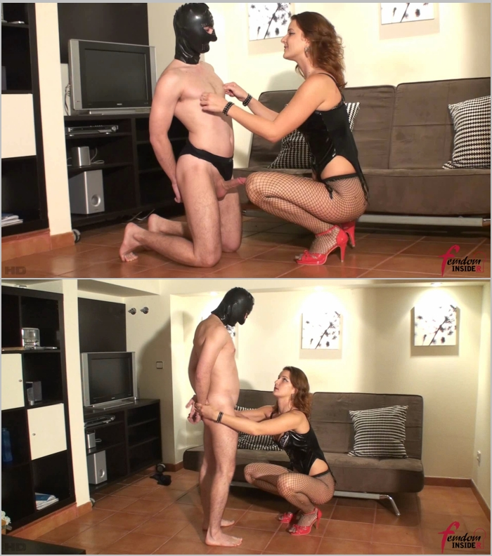 FemdomInsider: Mistress Nataly - The Ball Squeezer  [FullHD 1080] (259 MB)