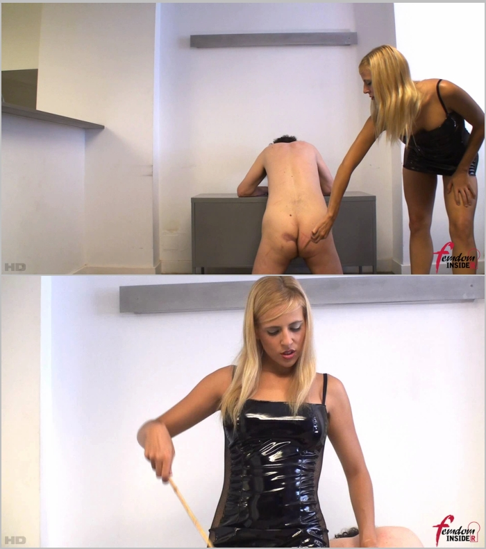 FemdomInsider: Miss Lesly - Marking My Fat Slave For Good  [FullHD 1080] (189 MB)