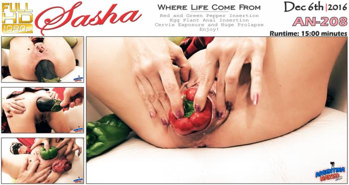Sasha - Where Life Come From (AN-208) [FullHD 1080p] ArgentinaNaked.com