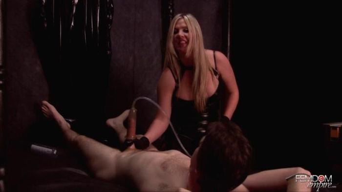 Lexi Sindel - Milked to Orgasm (FemdomEmpire) HD 720p