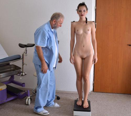 Gyno-X.com [Annie Darling - 18 years girl gyno exam] HD, 720p