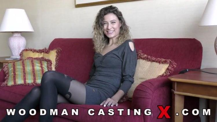 Stasy Riviera - Sexy Russian girl on casting / 12 Dec 2016 [WoodmanCastingX / SD]