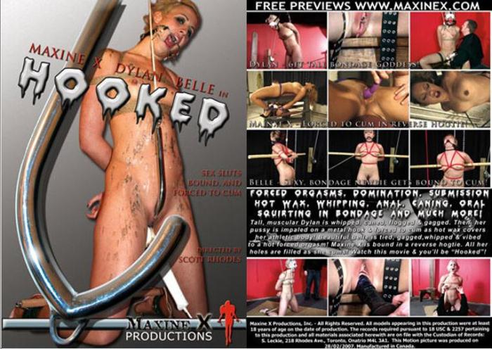 Hooked (Maxine X, Belle, Dylan) / 17-12-2016 [SD/360p/WMV/426 MB] by XnotX