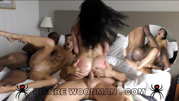 Suzy Rainbow and Cassie Fire - Hard - Our first-IR-and-DP with 2 men - WoodmanCastingX.com (SD, 480p)