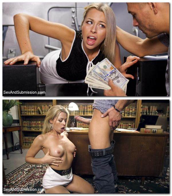Zoey Monroe - Blackmail Lust  (SexAndSubmission/Kink/SD/540p/601 MiB) from Rapidgator