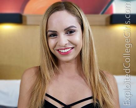 NIKKI - Age: 24 (ExploitedCollegeGirls) [HD 720p]