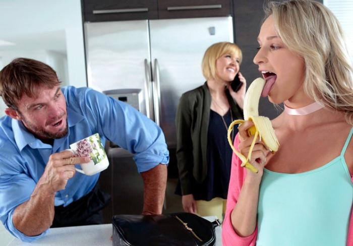 Emma Hix - Playing Hooky For Some Tushy  [SD 540p]