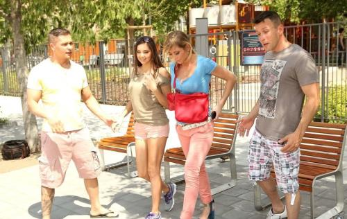 Ass appeal - Sabby, Choky Ice, Jay Dee, Rita Rush (SiteRip/EuroSexParties/SD432p)