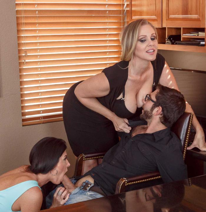 India Summer,�Julia Ann - Seduced By A Cougar [HD 720p]